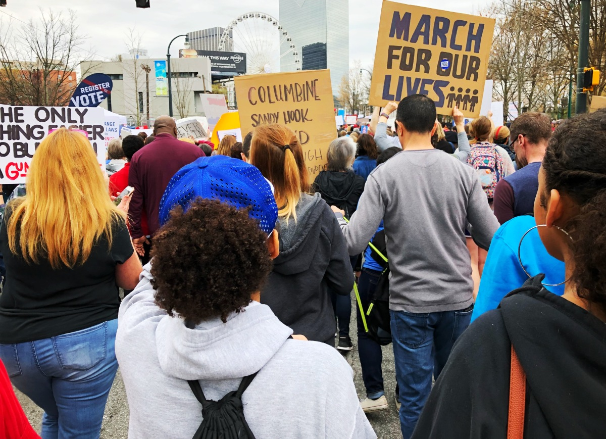 4 Reasons I Took My Kid to March For Our Lives Atlanta