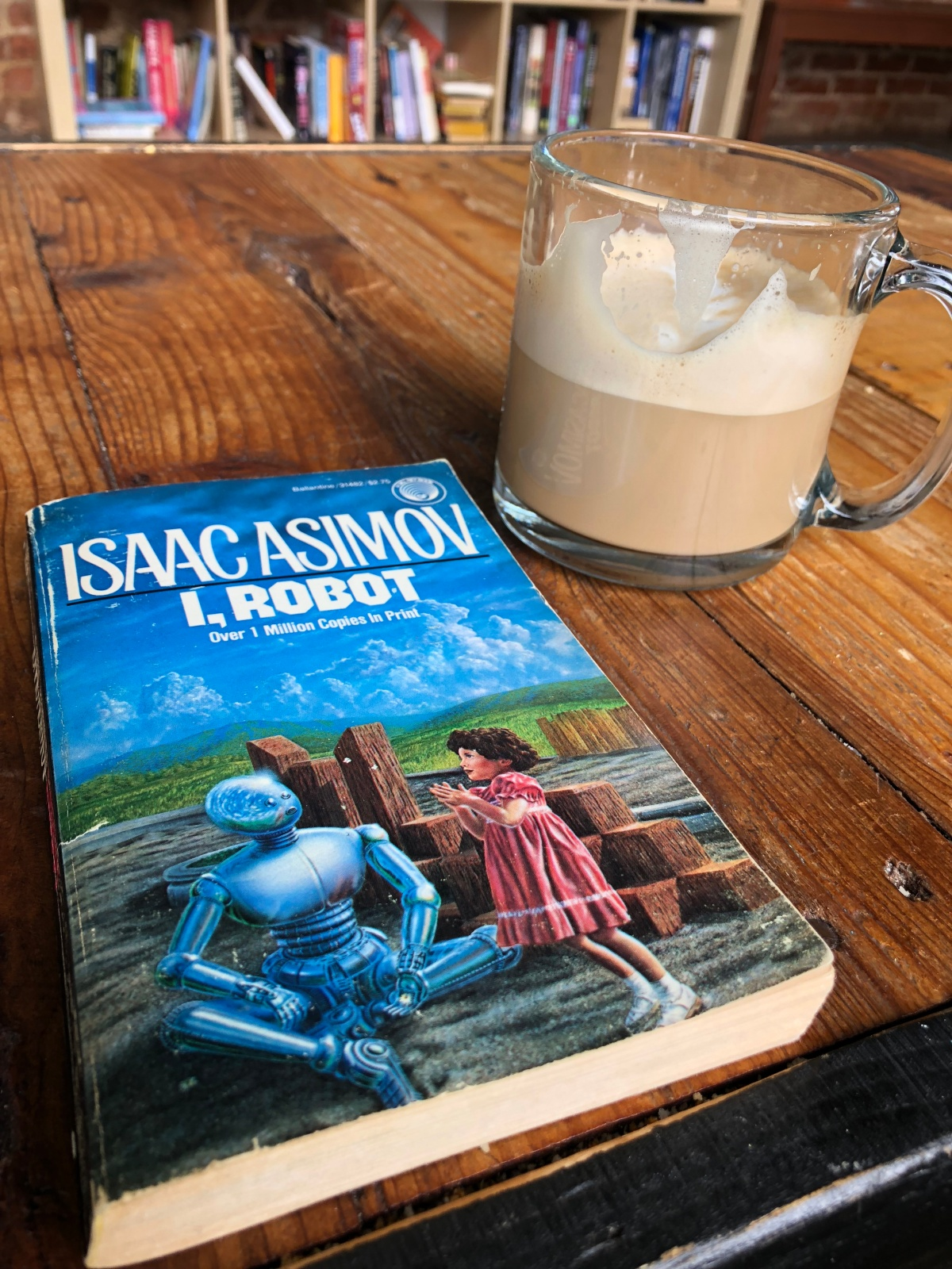 The Nitty Gritty: A Remotely Intellectual Review of Asimov's I,Robot