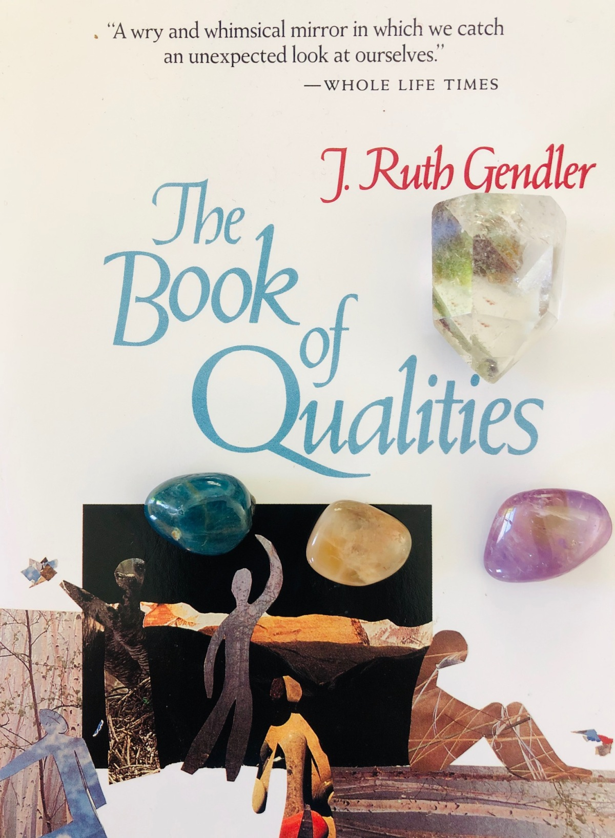 The Nitty Gritty: A Remotely Intellectual Review of The Book of Qualities