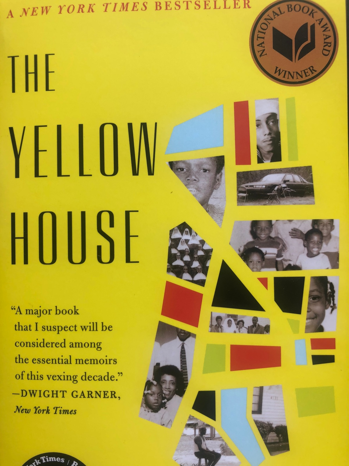 The Nitty Gritty: The Yellow House
